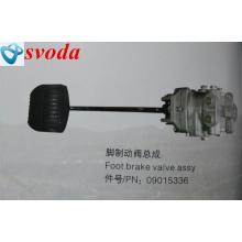 Terex piezas de repuesto de recambio válvula de freno assy 09015336
