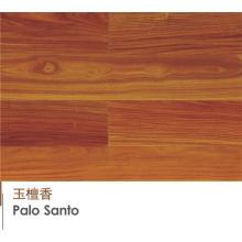 Revestimento de madeira laminado da folhosa de madeira high-end de Palo Santo do Chile