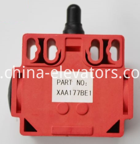 Limit Switch | Entrance Safety Switch for XiziOTIS Escalators XAA177BE1