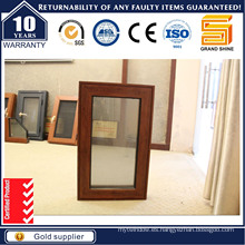 Ventanas de madera de alerce de calidad superior, ventanas de madera