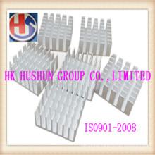 Custom Made Cooling Fin Aluminum Heat Fin (HS-AH-002)