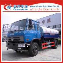Dongfeng diesel fuel Euro 3 water sprinkler trucks sale