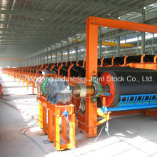 Mining Industry and Coal Paint Used Rubber Belt Conveyor/Conveyor System