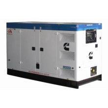 Groupe électrogène diesel insonorisé de 450kw scania