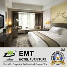 Muebles populares del bedrooom del hotel del estilo de la muestra (EMT-HTB06-2)
