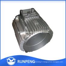 Pièces de carrosserie personnalisées en fonte moulée en aluminium