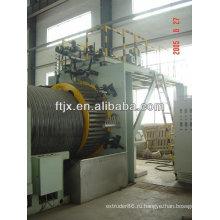 Замотки HDPE производственная линия трубы
