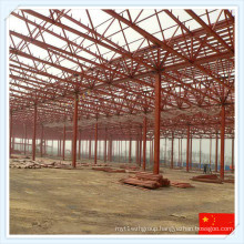 Top Quality Steel Frame Structure for Warehouse