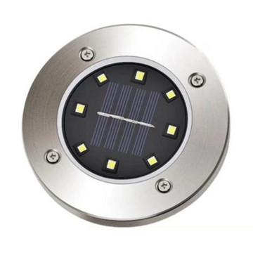 Luz de piscina enterrada led de 4W