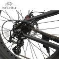 Tenedor eléctrico de la suspensión de la bicicleta