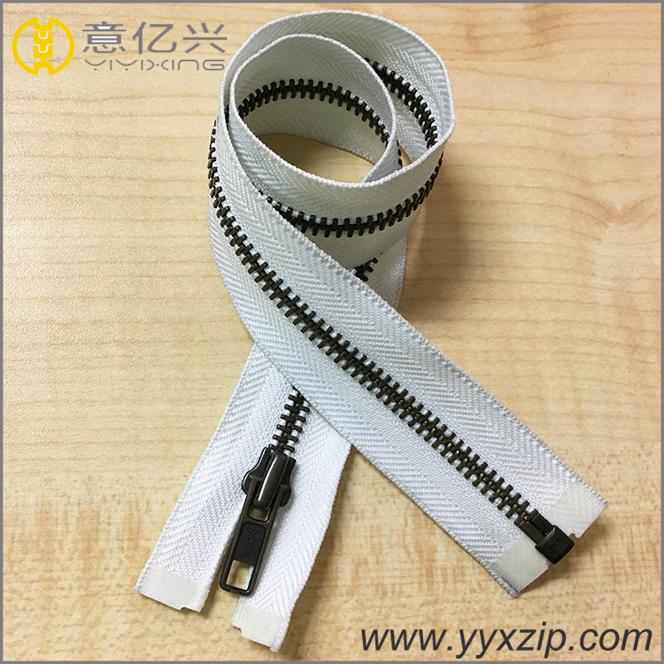Garment Metal Zipper