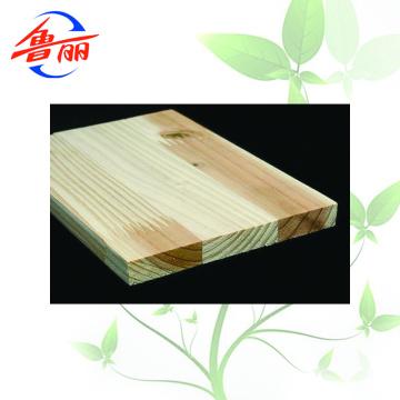 Tipo de material de construção de madeira placa de junta de dedo