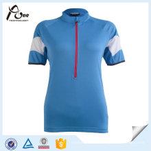Lydies Custom Cycling Jersey Vêtements de cyclisme spécialisés
