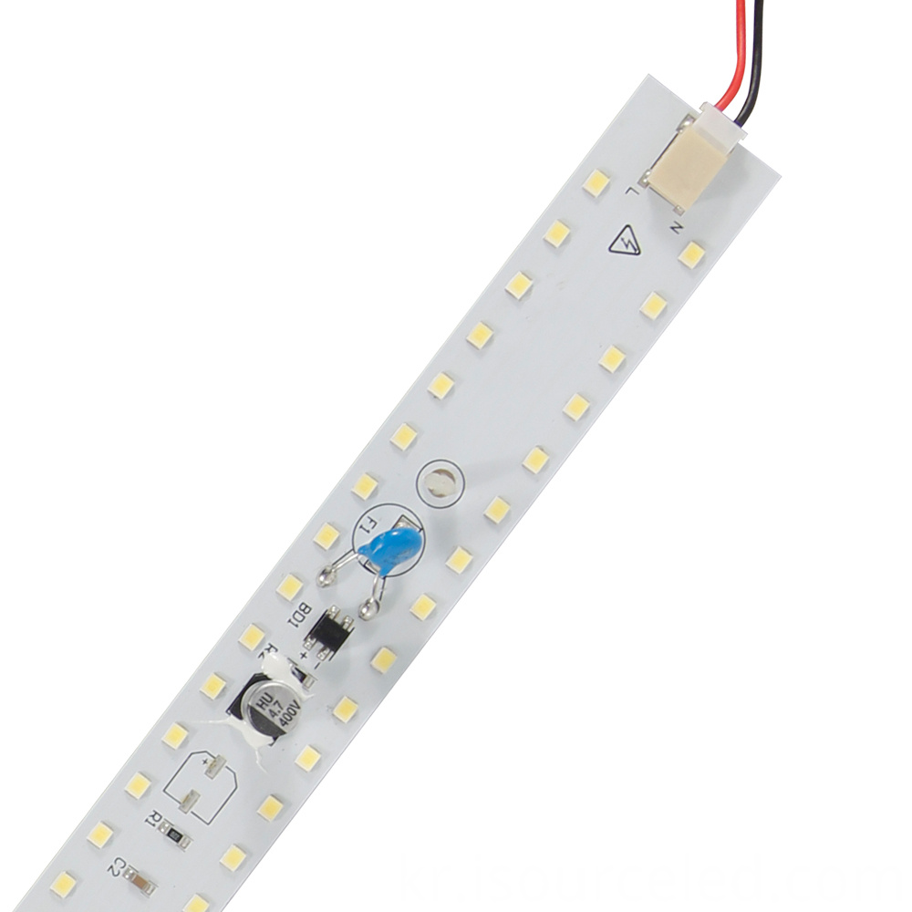 AC 220v Square 9W LED Linear Module