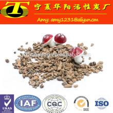China-Lieferant grau-weiße Ceramsite Filtermedien