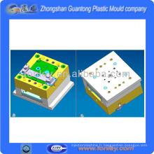 OEM, moule injection plastique 3D design manufacture(OEM)