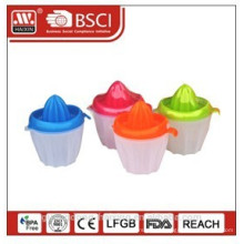 Colorful Fruit Juicer with measure cup