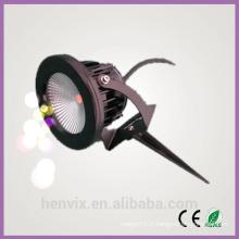 Borne d'éclairage de jardin de haute qualité extérieure haute lumière de 110 volts