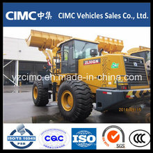 XCMG Wheel Loader Zl50gn 5ton Capacity with Fork and Log
