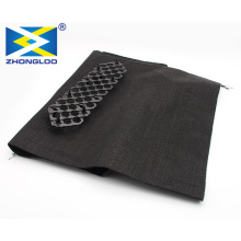100-800g pp non-woven geotextile sand bags use for earth-retaining wall dewatering bag