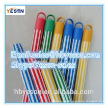 garden broom pvc color woodenstick