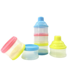 Airtight Separator Safe Carrying Best Dispenser Formula Storage Travel Milk Box Powder Container For Baby