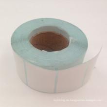 Einmaliger Gebrauch zerstörbarer selbstklebender Aufkleber für Preisschild