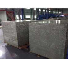 4X8 Painéis de favo de mel de alumínio para composto de pedra