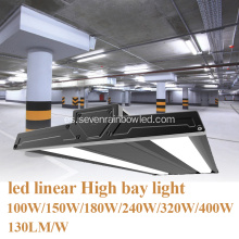 LED LINEAR HIGH BAY Luz PARA ALMACÉN