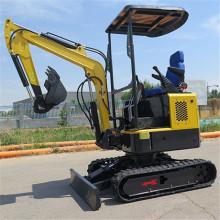small  cheap mini digger hydraulic excavator