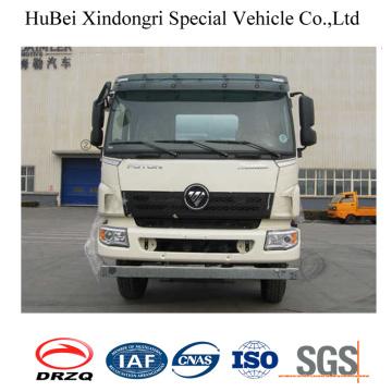 5cbm Foton Daimler Euro 4 8X4 Concrete Mixer Transport Truck