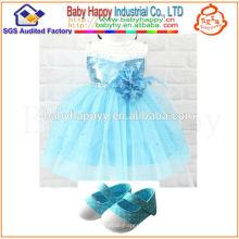 Fabricant discount élégant 2012 nouvelle robe de mode bébé