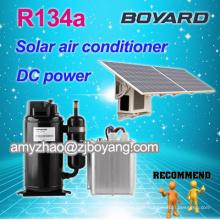 Système de climatisation de voiture électrique système de climatisation solaire 48v avec compresseur Boyard 48v
