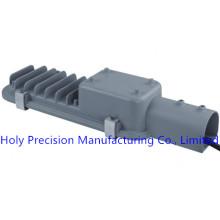 CNC-Bearbeitungseinspritzungsteile für Straßenlaterne-Produkt