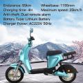 Certificat CE de moto électrique intelligente GTR-6
