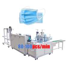 1 2 fully automatic dental surgical face mask making machine