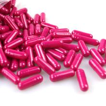 Capsule de pilule vide de gélatine pharmaceutique