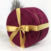 Woven Pu Synthetic Leather Gift Box Package