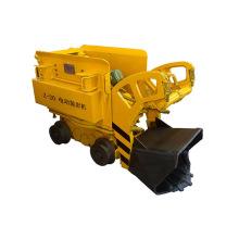 minería subterránea cargador de roca eléctrica / máquina de mucking / excavadora de roca de mucking
