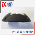 Black painted custom made camera cover die casting