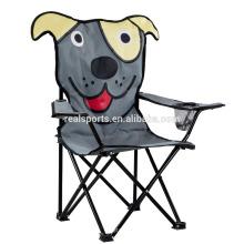 Niceway tendencia linda silla de director de niños plegable silla de playa para niños