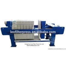 Leo Filterpresse Stone Factory Filterpresse