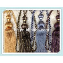 Home Decorative Curtain Tieback Rope For Curtain,Curtain Cord,Blind Cord