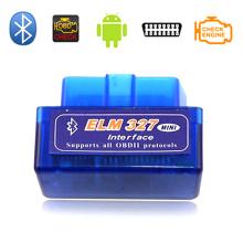 ELM327 Bluetooth Obdii код Reader горячих хорошее дешево качество V 1.5