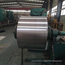 Precision Spring Stainless Steel ASTM 201 301 304 Steel Strip