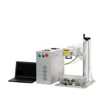 Handheld Raycus Fiber Laser Marking Machine How It Works for Gold jewellery Price Laser Engraving Machine