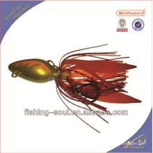 RJL001 china barato trastos de pesca plantilla de goma señuelo de la pesca