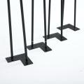Black Metal Coffee Hairpin Furniture Table Legs