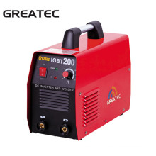 Portable Inverter Arc Welding Equipment Machine IGBT200