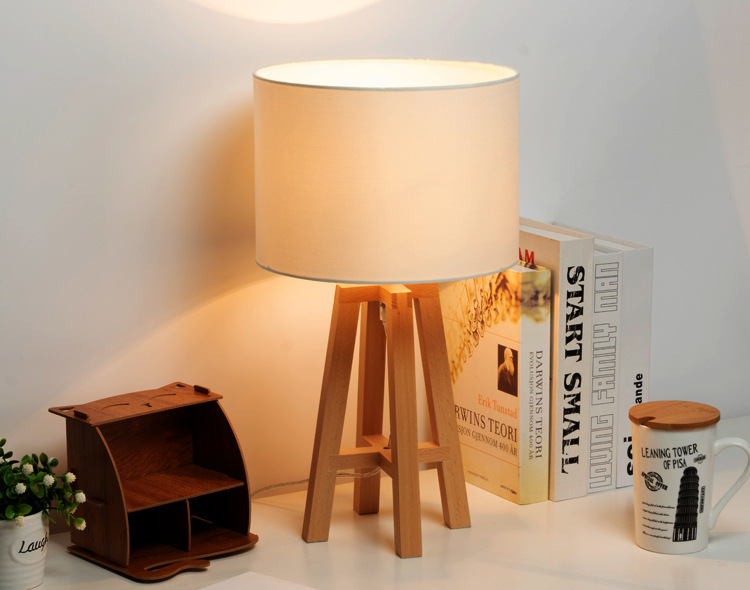 Applicantion Elegant Table Lamps